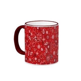 bandana mug