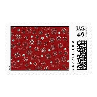 Bandana Stamps