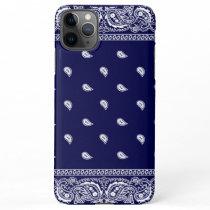 Bandana True Blue Phone Case