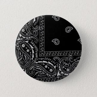 Bandanna Pinback Button
