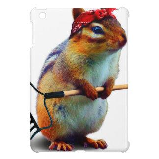 BandannaMunk.png iPad Mini Case