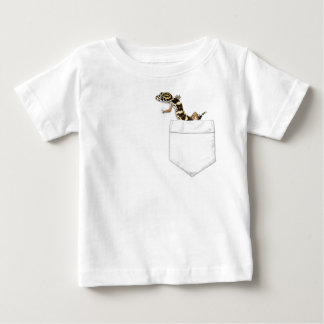 Banded Gecko In Your Pocket Baby T-Shirt