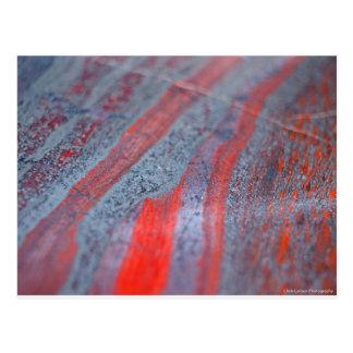 Banded Iron Vermillion Range Postcard