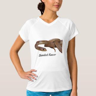 Banded Racer Micro-Fiber Sleeveless T-Shirt
