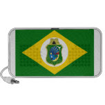 Bandeira Ceará Brasil Caixinha De Som Para iPhone