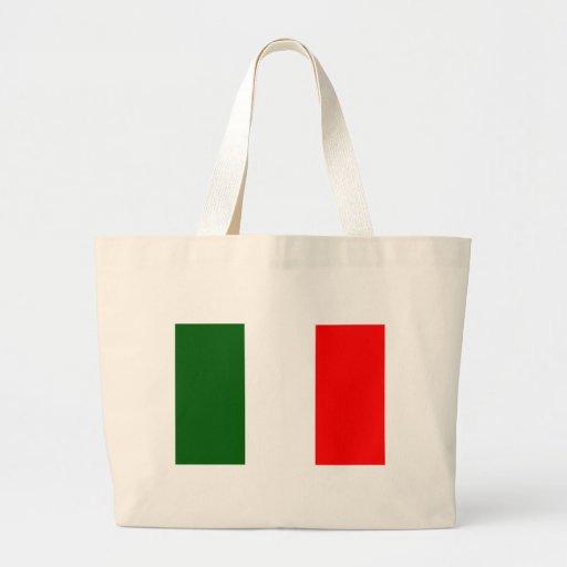 Bandeira da Itália Bolsa Para Compras