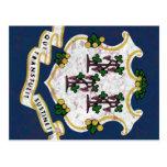 Bandeira de Connecticut Postal