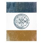 Bandeira de Nova Iorque Papel De Carta