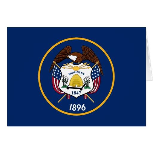 Bandeira de Utah Felicitaciones
