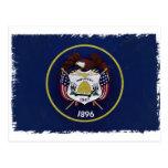 Bandeira de Utah Postales