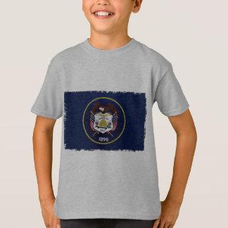 Bandeira de Utah T-Shirt