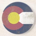 Bandeira do Coloraddo Posavasos De Arenisca
