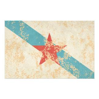 Bandeira Galega Estrelada Stationery