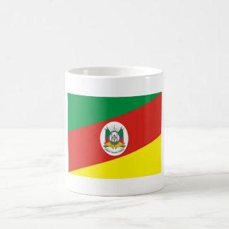 Bandeira hace Estado hace RS Taza