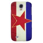Bandeira Iugoslávia Carcasa Para Galaxy S4