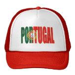 """Bandeira Portuguesa - Marca """"Portugal"""" por Fãs Trucker Hat"""