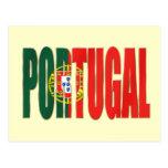 """Bandeira Portuguesa - por Fãs de """"Portugal"""" de la Postal"""