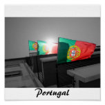 Bandeiras, Portugal Posters