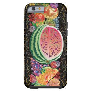 Bandeja de la fruta funda para iPhone 6 tough