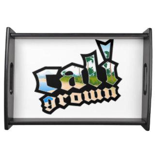 Bandeja de servicio crecida Cali