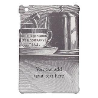 Bandeja de té del vintage