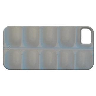 Bandeja del cubo de hielo funda para iPhone 5 barely there