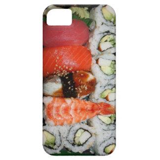 Bandeja del sushi iPhone 5 fundas