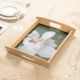 Bandeja - porción - flor I de la magnolia