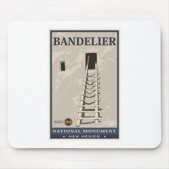 Bandelier National Monument 1 Mouse Pad