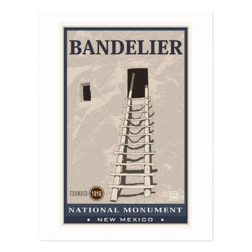 Bandelier National Monument 1 Postcard