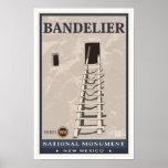Bandelier National Monument 1 Poster