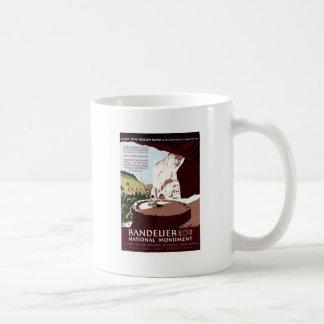 Bandelier National Monument Coffee Mug