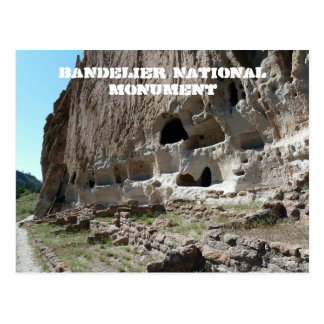 Bandelier National Monument Postcard