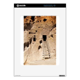 Bandelier New Mexico Petroglyphs Ancient Indian Decal For iPad
