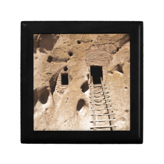 Bandelier New Mexico Petroglyphs Ancient Indian Gift Box