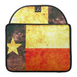 "Bandera 13"" de Tejas manga de MacBook Pro Funda Para Macbooks"