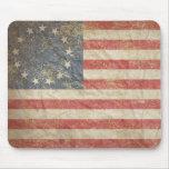 Bandera 1776 de los E.E.U.U. Alfombrilla De Raton