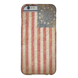 Bandera 1776 de los E.E.U.U. Funda Para iPhone 6 Barely There