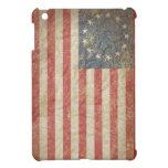 Bandera 1776 de los E.E.U.U. iPad Mini Cárcasas