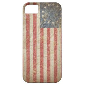 Bandera 1776 de los E.E.U.U. iPhone 5 Carcasas