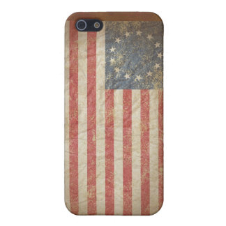 Bandera 1776 de los E.E.U.U. iPhone 5 Fundas
