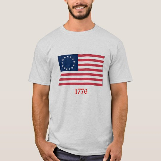 bandera 1776 playera