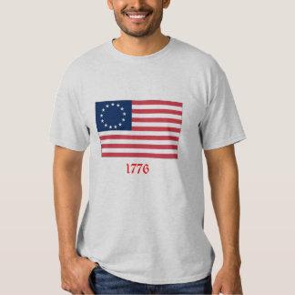 bandera 1776 remeras