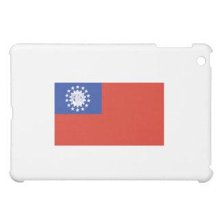 Bandera 1974-2010 de Myanmar