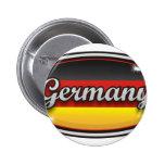 Bandera 1 de Alemania Pin