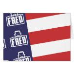 Bandera 1 de Fred Felicitaciones