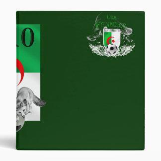 "Bandera 2010 del fútbol de Argelia Les Fennecs Carpeta 1"""