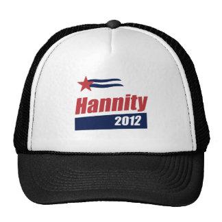 Bandera 2012 de Hannity 2 Gorro