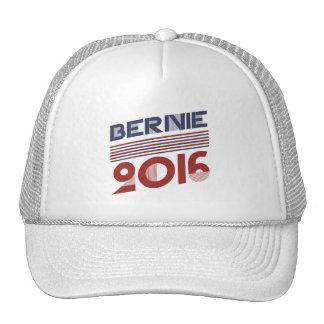 Bandera 2016 del estilo del vintage de Bernie Gorros Bordados