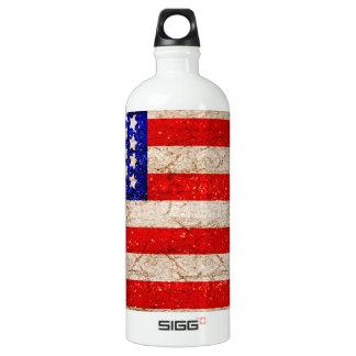 Bandera 2 de Vintagel del americano